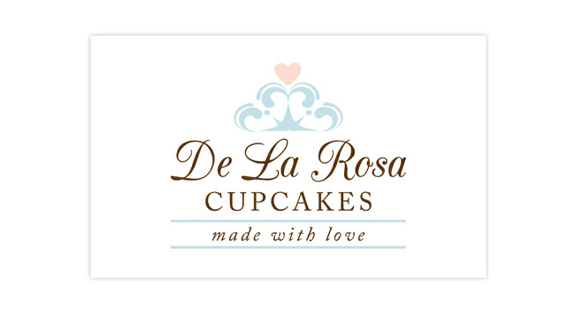 Recently completed project: De La Rosa Cupcakes Image