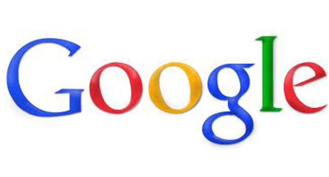 Google Doodle – Let it snow Image
