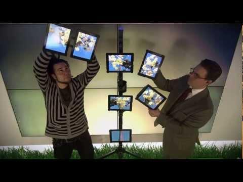 Cool iPad presentation Image