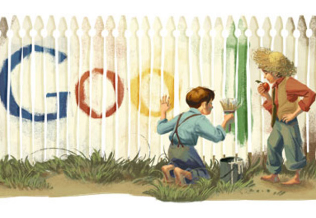 30 Best Google Doodles of 2011 Image