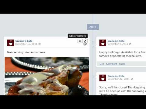 Customising your Facebook Timeline Image