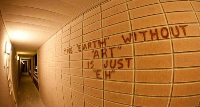 "The ""earth"" without ""art""… Image"
