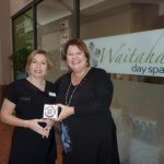 You do so much to make others feel good - here's a little something for you - Claire & Nicky at Waitaha Day Spa.