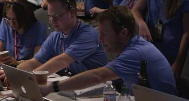 NASA and Apple Image