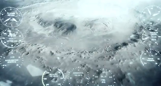 Curiosity Rover's Risky Mars Landing Image