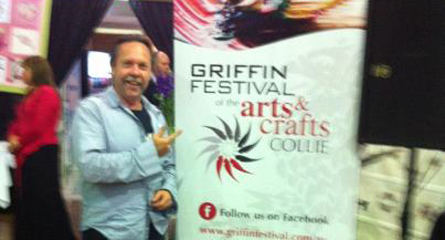 New Pull-up Banner – Griffin Festival Image
