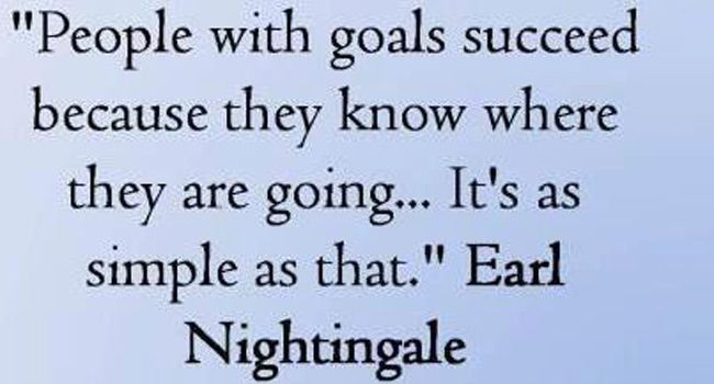 People with goals Succeed Image
