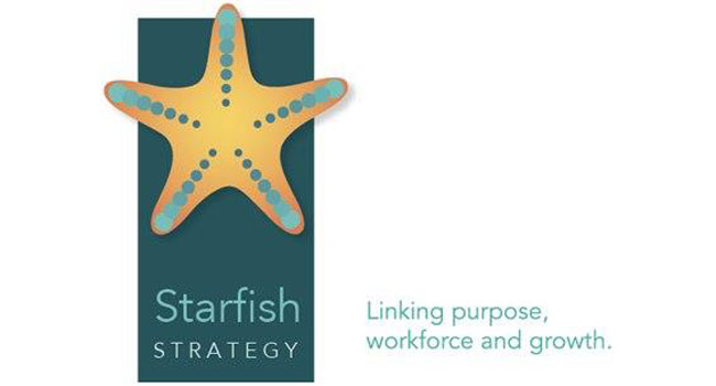 New logo for Starfish Strategy Image