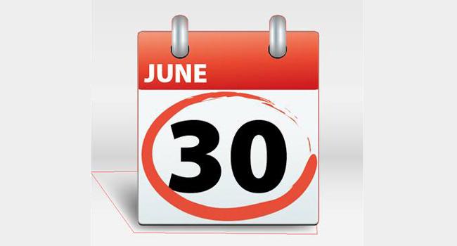 June 30th isn't that far away Image