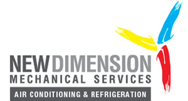 Rebranding project for New Dimension Mechanical Services Image