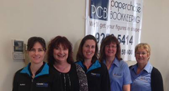 "Liz called in yesterday morning to the ""Swan Women in Business"" expo Image"