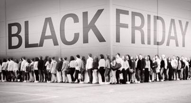 "To our Aussie likers confused about ""Black Friday"" Image"