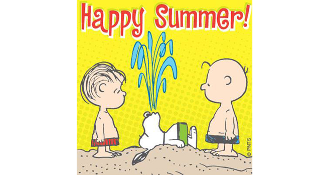 Happy first day of Summer! Image