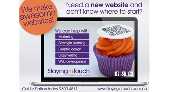 We make awesome websites! Image