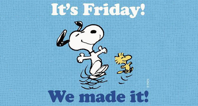 It's Friday! Image
