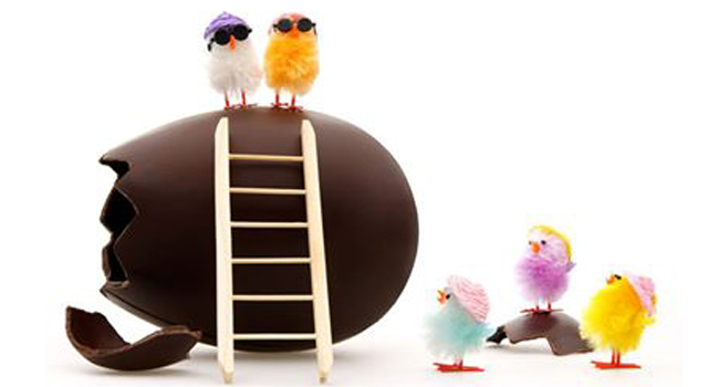 Happy Easter! Eat more chocolate… Image