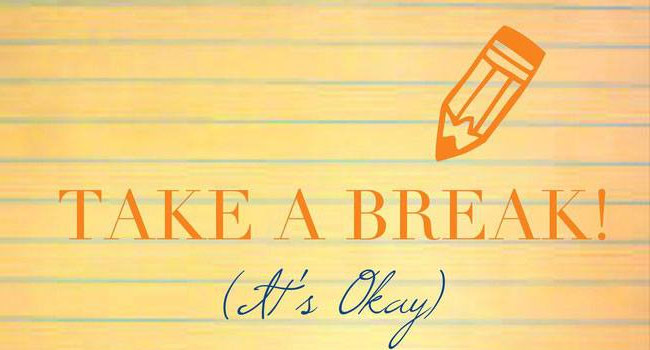 Take a Break – It's OK Image