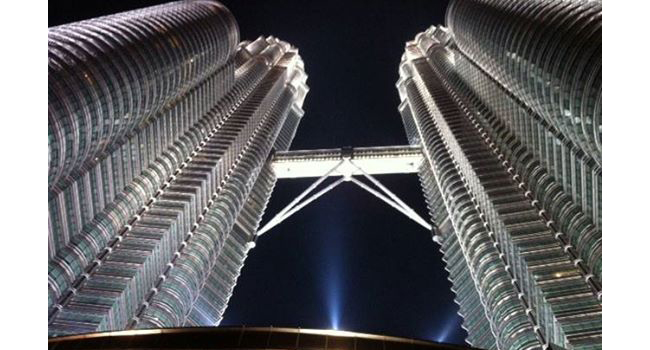 Amazing Petronas Towers Image
