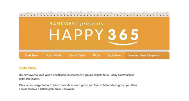 Bankwest Grant Needed Image