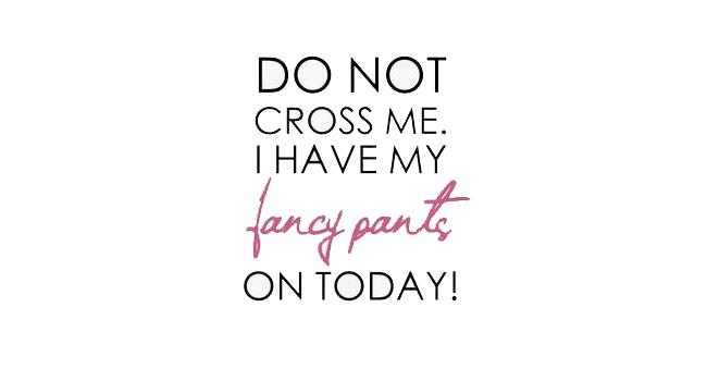 Fancy Pants Image