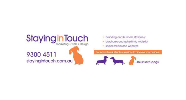 Long Dogs WA Calendar Sponsorship Image