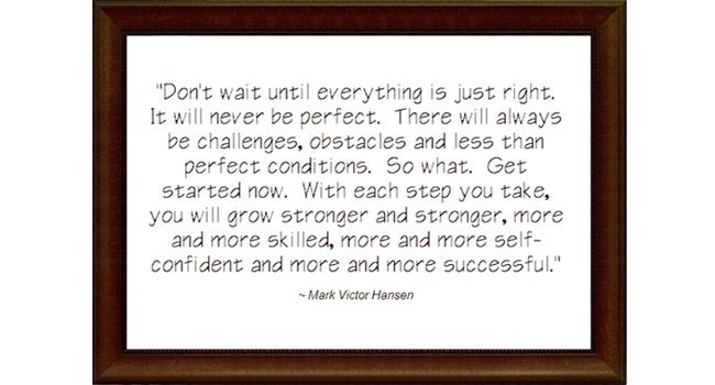 Get started! Image