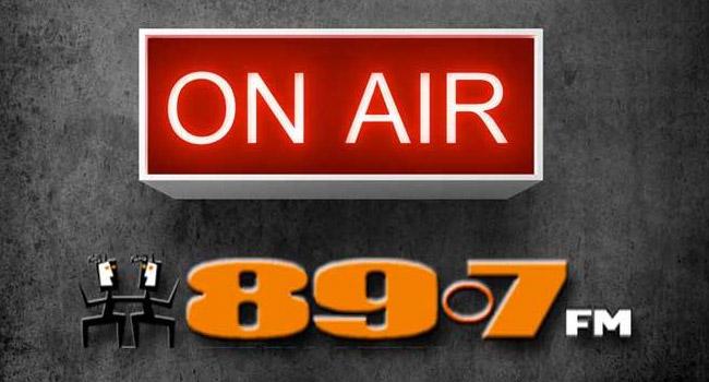 We're on the radio! Image