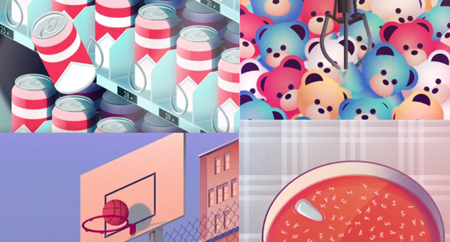 Loving this creative video of unsatisfying things! Image