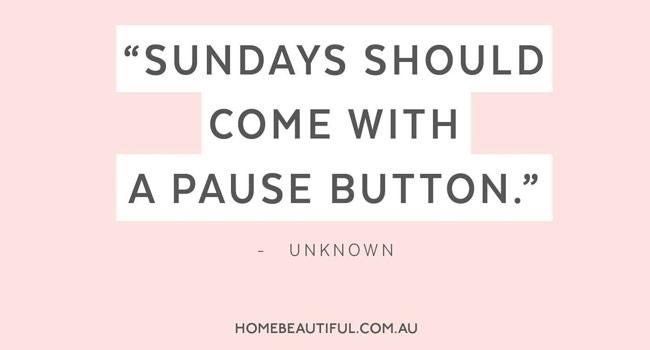 Sundays Image