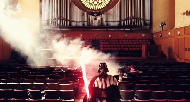 """UWA says """"May the 4th be with you!"""" Image"""