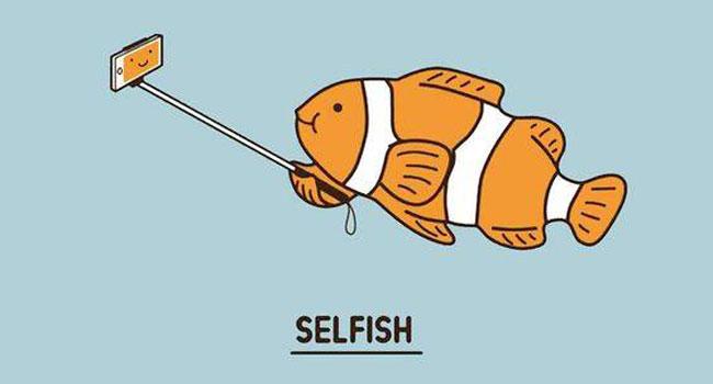 Selfish Image