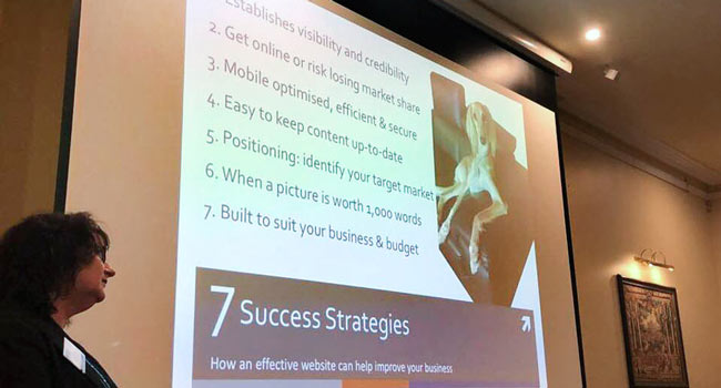 7 Success Strategies – how an effective website can help improve your business