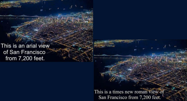 Arial View of San Francisco Image