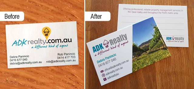 New Business Cards Image