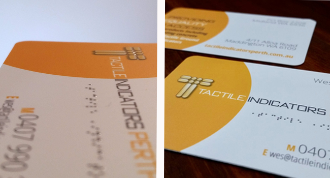 Looking for 3D printed business cards? Image