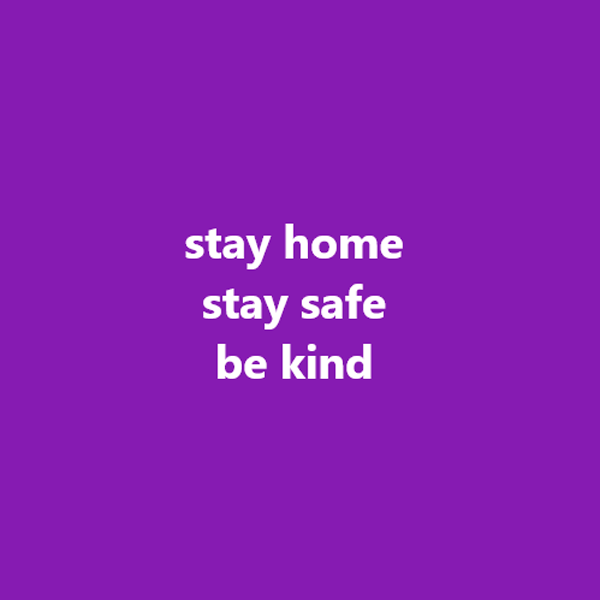 Stay Home Image